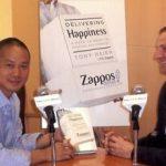 Zappos.com创始人谢家华论成功秘诀