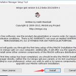 Windows 搭建C语言环境之安装 MinGW