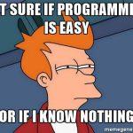 写代码容易,编程并不容易