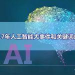 【盘点】2017年人工智能大事件和关键词!