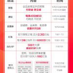 """2018年""""双十一""""天猫购物攻略(天猫官方提供)"""