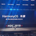华为正式发布基于微内核、面向全场景的分布式、国产自有操作系统——Harmony鸿蒙OS!