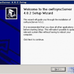 服务器同步备份工具-CwRsync安装配置指南