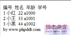 php-excel-reader读取excel文件