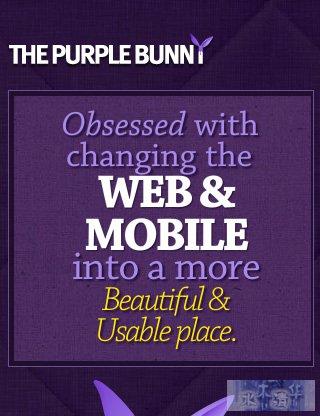 50个优秀的国外移动网站设计案例,互联网的一些事
