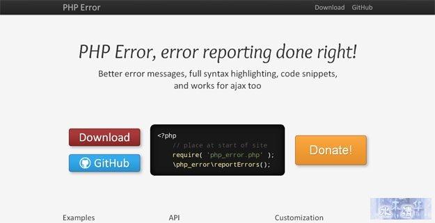 php-error