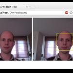 基于 HTML5 的人脸识别技术