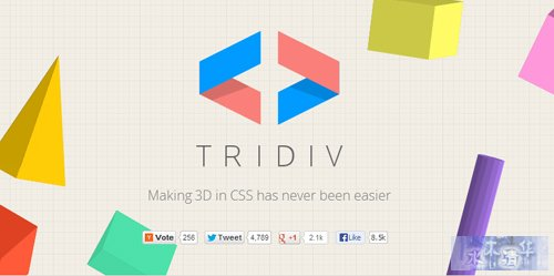 Tridiv-CSS-3D-Shapes-Editor