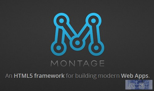 Montage-HTML5-Framework-For-Modern-Web-Apps