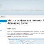 为PHP开发者准备的12个调试工具