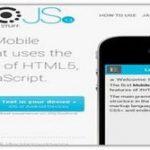 加快Web开发的9款知名HTML5框架