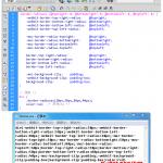 LESS动态样式语言CSS框架简介