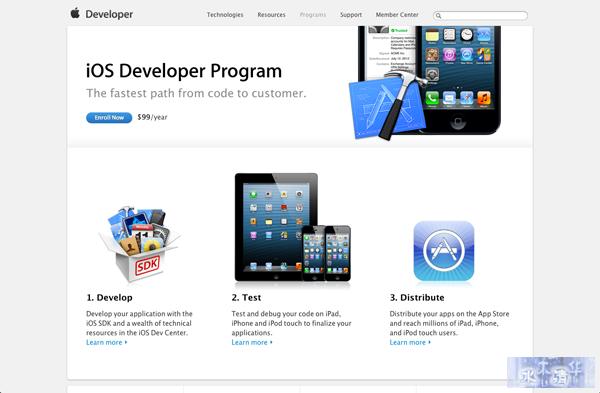 向App Store提交应用