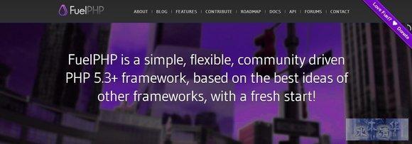 FuelPHP - framework