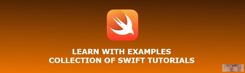 best swift tutorials with examples