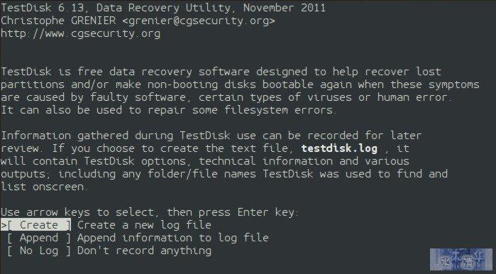 在Linux中如何恢复被删除的文件 三联