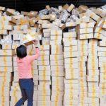 双11交易额再破纪录 亿级的快递订单怎么送?
