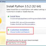 详解python开发环境搭建